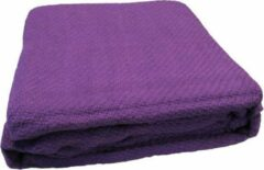 Paarse Essenza Chalon - Bedsprei - Eenpersoons - 180x230 - Purple
