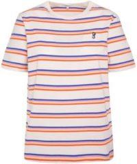 Beige T-shirt Korte Mouw Pepe jeans PL504450