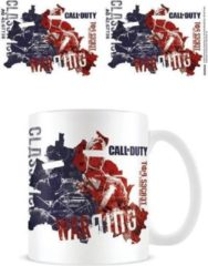 ABYSTYLE CALL OF DUTY : BLACK OPS COLD WAR - Warning - Mug 315ml