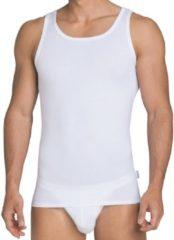 Witte Sloggi men Basic SH02 Vest N - wit - maat 8 (XXL)