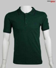 Groene Merkloos / Sans marque Merkloos Maccali Premium Heren Poloshirt M