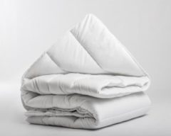 Witte Sleeptime Elegance Sleeptime Royal - Dekbed - Enkel - Synthetisch - Extra Groot - 260x220 cm