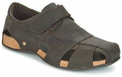 Panama Jack Fletcher Basics heren sandaal - Bruin - Maat 47
