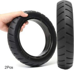 2Pcs Xiaomi Mijia M365 Electric Scooter Scooter Tires Vacuum Solid Tyre Segway Ninebot ES1 ES2 Tires