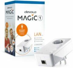 Devolo Magic 1 LAN 1-1-1 NL Powerline enkele adapter 1200 Mbit/s
