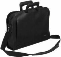 "Zwarte Executive 14"""" Topload Laptop Case"