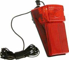 Dyto - Fietsachterlicht - Dynamo - Rood