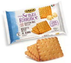 NUOVA IND. BISCOTTI CRICH SpA Crich Gusto Senza Rinunce Biscotti Petit Al Burro Senza Glutine 200g