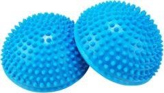 Blauwe Tunturi Balance trainer pods set - Turquoise