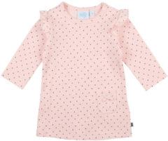 Feetje longsleeve AOP - Dots shirtje|Roze|MT. 68