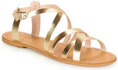 Gele Sandalen So Size IDITRON