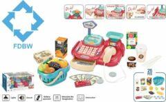 FDBW Speelgoed 3 jaar – winkeltje spelen   Speelgoed Kassa met Scanner   Winkeltje Speelgoed Kinderen   Speelgoed Kinderen – Kassa