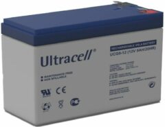 UltraCell UCG9-12 Deep Cycle 12V 9000mAh GEL accu