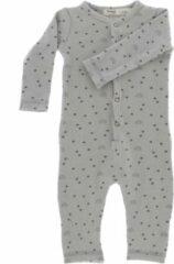 Groene Snoozebaby babypakje van organic katoen - maat 50-56 - Let's Grow design