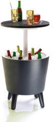 Antraciet-grijze Keter - Cool Bar - 50 x 85 x 50 cm - 30 liter - Antraciet