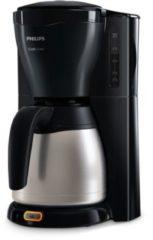 Philips Zwart koffiezetapparaat met thermische kan HD7544/20