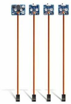 Velleman ALLBOT® OPTIE: BASIS SENSORSET (VR002)