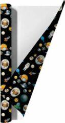 Inter-Stat Emoji Space kaftpapier voor schoolboeken - 200 x 70 cm - 6 rollen