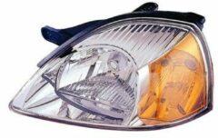 KIA KOPLAMP LINKS H4 enkel vanaf 2002 , Oranje Knipperlicht inclusief MOTOR