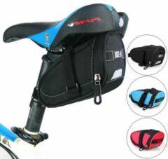 Merkloos / Sans marque Fietstas - Zadeltas - Mountainbike - Racefiets - Opbergruimte - Rood