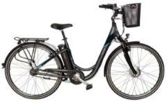 """TELEFUNKEN RC755 Multitalent Alu-City-E-Bike 28"""" VR-Motor anthrazit matt"""