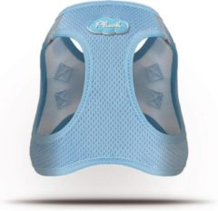 Curli Air-Mesh - hondentuig - M - Licht Blauw