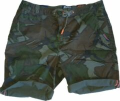 Superdry Chino stretch - Regular fit Short Maat W33