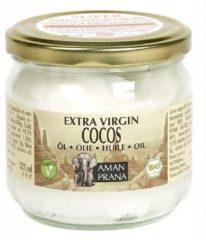 Amanprana Aman Prana Kokosnootolie - 325 ml - Voedingssupplement