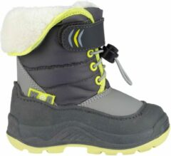 Wintergrip Winter-grip Snowboots Jr - Hoppin' Bieber - Antraciet/Grijs/Lichtgroen - 35