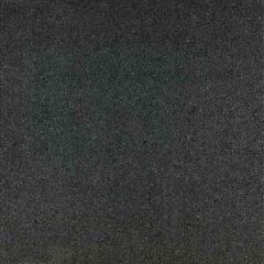 Bruine 2 stuks! Rubbertegel zwart 50x50x4.5 cm Gardenlux