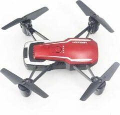 Matin Anti-fly F24 drone set van 2 Stuks Rood en Blauw 2.4GHz met 6-Axis Gyro