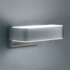 Steinel L 810 iHF 671310 LED-buitenlamp met bewegingsmelder (wand) 12.5 W Warm-wit Aluminium