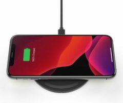 Zwarte Belkin 10W Wireless Charging Pad with Micro USB