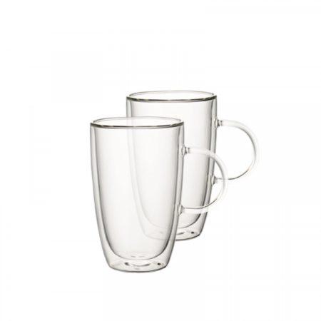 Afbeelding van Villeroy & Boch Artesano Hot&Cold Beverages Dubbelwandig glas 0,45 l, per 2
