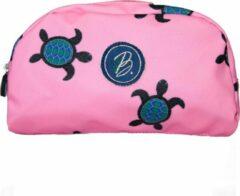 Become - Pennenzak roze met schildpad