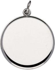 Lifetime Love 145.0120.00 Zilveren Hanger Medaillon Rond 22 mm