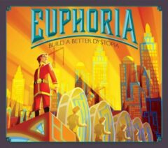 Stonemaier Games Euphoria: Build a Better Dystopia (EN)