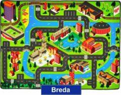 Jouw Speelkleed Breda - Verkeerskleed - Speeltapijt.