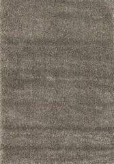 Licht-grijze OSTA Lana – Vloerkleed – Tapijt – geweven – wol – eco – duurzaam - modern - berber - Lichtgrijs - 60x120