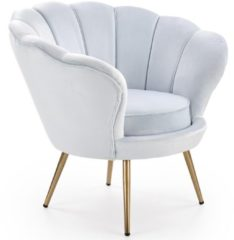 Home Style Fauteuil Amorino in lichtblauw