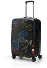 Koffer suitcase M Reisenthel schwarz