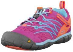 Schuhe Chandler CNX Youth 1012499 mit Schnellschnürystem Keen VERY BERRY/CAPRI