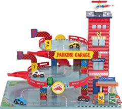 Playwood Mentari Houten Garage Rood