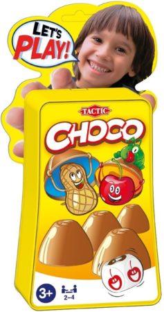Afbeelding van Gele Tactic kinderspel Let's Play Choco
