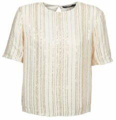 Witte Blouse Antik Batik ROMINA