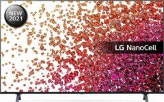 "LG 50NANO756PA tv 127 cm (50"") 4K Ultra HD Smart TV Wi-Fi Zwart"