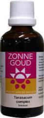 Zonnegoud Taraxacum complex tinctuur 50 ml