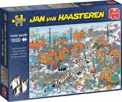 Jumbo Puzzel Jan Van Haasteren Zuidpool Expeditie (1000 Stukjes)