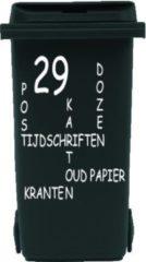 Rosami Decoratiestickers Sticker Voor Papier Kliko Container Met Huisnummer Rosami 1 Stuks Kleur: Zie Omschrijving