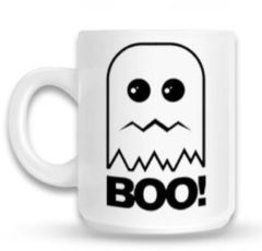 Witte Nintendo Boo Ghost